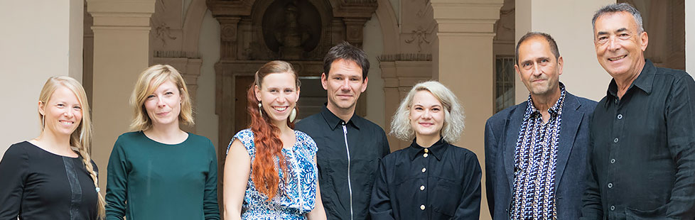 Winners of the Hubert von Goisern Culture Award 2019
